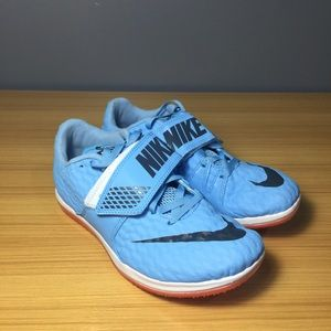 Nike High Jump Elite 806561-446, Men 5.5, Women 7